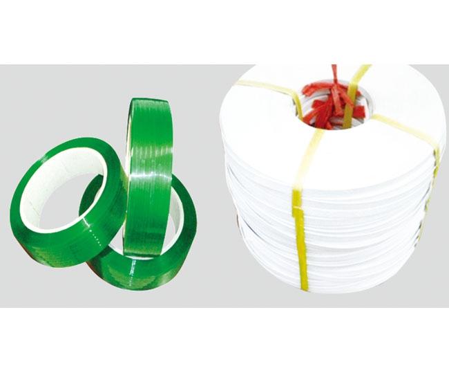 PET plastic steel belt